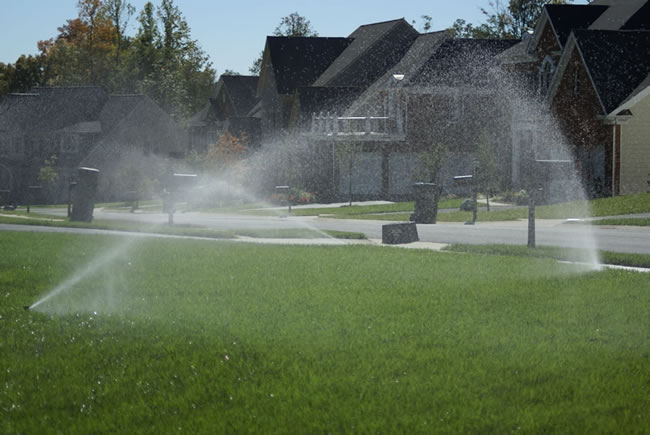 Sprinkler System Services Virginia