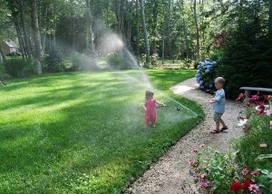 Irrigation Sprinkler Systems Woodbridge, Northern Virginia