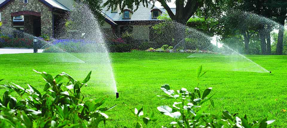 Irrigation Sprinkler Systems Hay Market, Northern Virginia