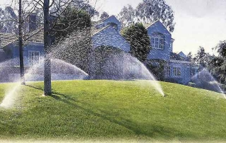Irrigation Sprinkler Systems Arlington County, Northern Virginia