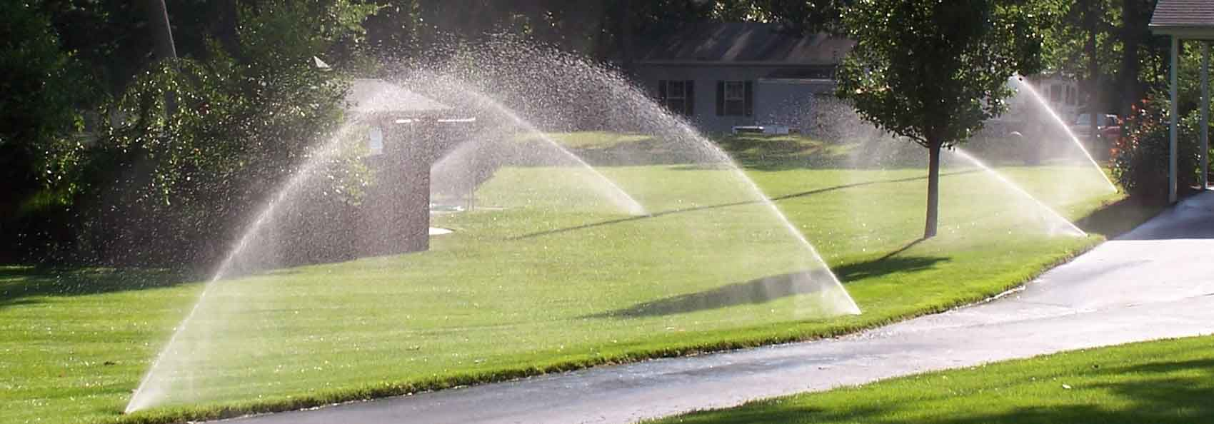Ecolawn Sprinkler Systems